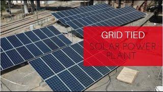 Solar Energy Powering Panipat