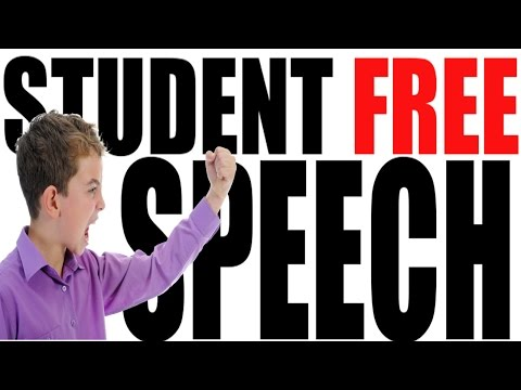 Examining Student Free Speech: Bethel School District v Fraser (1986)
