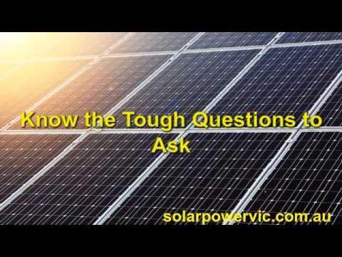 Solar Panel Cost Calculator Invermay | Call 8899 7563