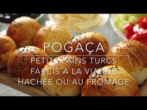Recette de Poğaça ~ Petits pains turcs moelleux et farcis (activez les sous-titres pour cette vidéo)