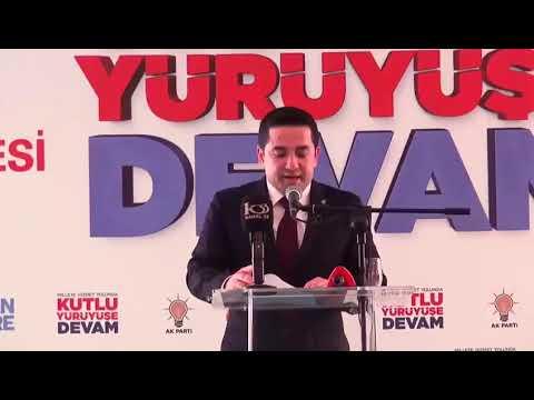 İhsan Gültekin ,Ak Parti mezitli ilçe Başkanı