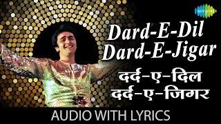 Download lagu Dard E Dil with lyrics | दर्द ए दिल गाने के बोल | Karz | Rishi Kapoor | Tina Munim | Simi