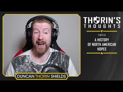 Thorin's Thoughts - A History of North American Hopes (CS:GO)