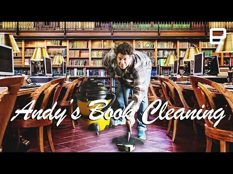 Boston's book cleaning machine and Disney's new SFX tricks | ICYMI