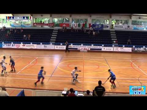 Andorra - Italy | U-17 European Championship - Luso 2015