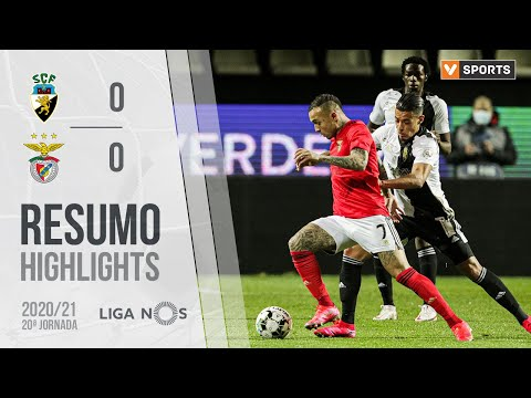 SC Farense Benfica Goals And Highlights