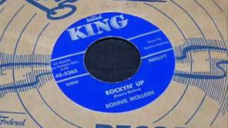 Ronnie Molleen-Rockyn up