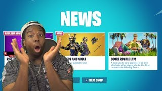 PLAYING WITH THE NEW HIME SKIN IN FORTNITE!!! NEW RIFT-TO-GO + SCORE ROYALE LTM!!!