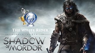 "[PS4]Middle Earth: Shadow of Mordor ""The White Rider"" Trophy(Less than 2 Minutes)"