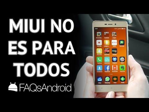 MIUI NO es para todo el mundo | OPINIÓN Xiaomi