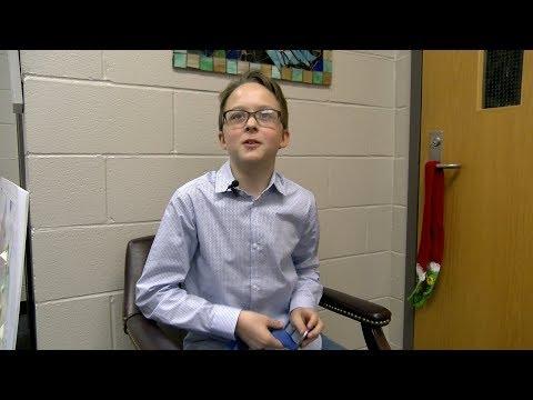 Student Spotlight: Whitesville Elementary student says hard work pays off