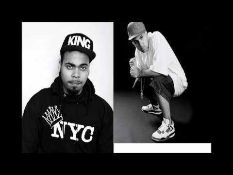 Chris Rivers - Ain't No Half Steppin ft. Termanology (Freestyle)