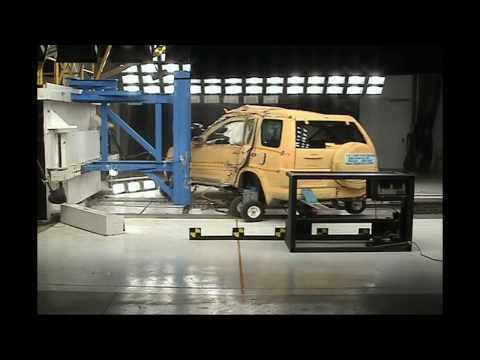 Honda Crash Test Compilation (35 Years of Safety)