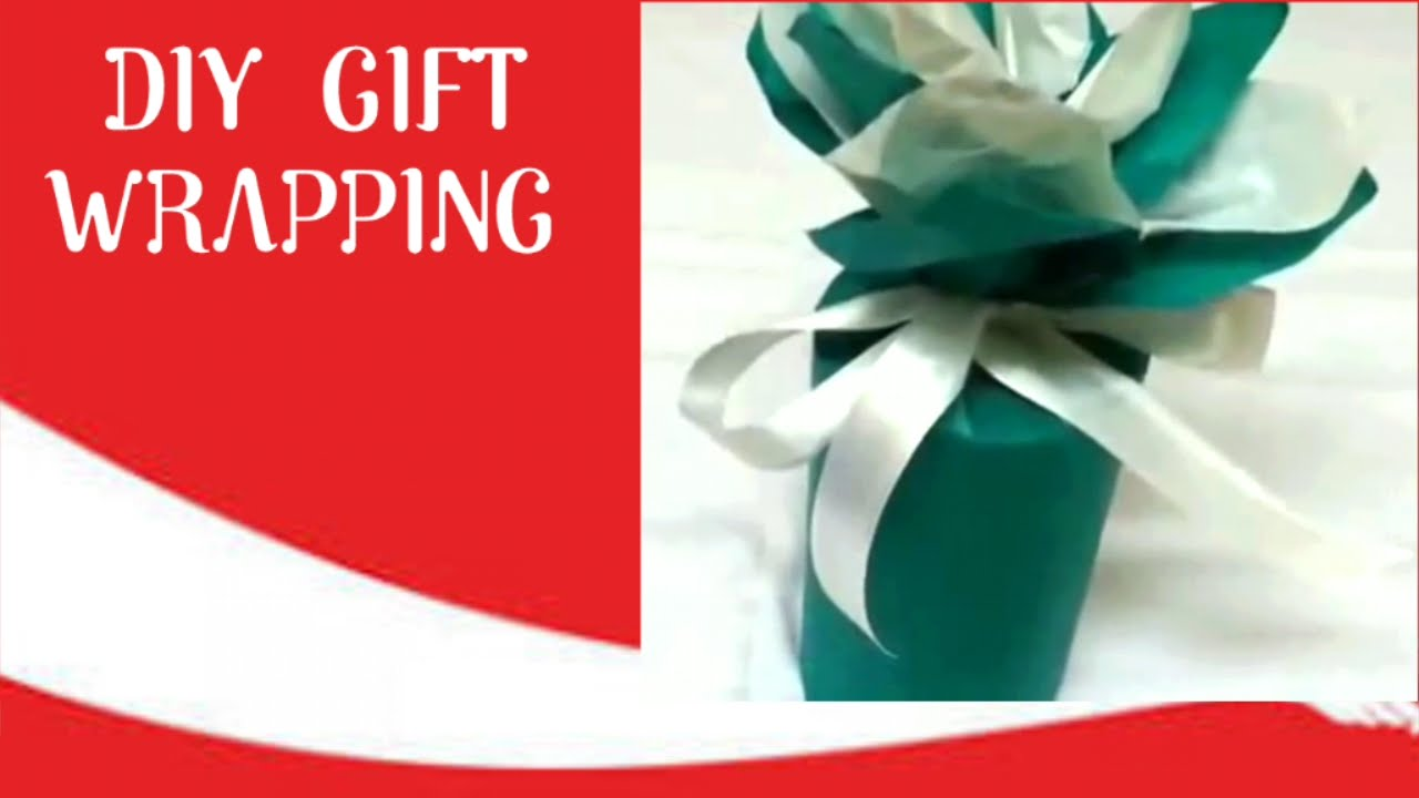 How To Make Creative Gift Wrappinggift Wrapping Ideawedding Gift