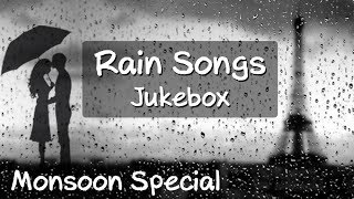 Monsoon Special - Rain Songs Audio Jukebox - Romantic Songs Collection - Marathi