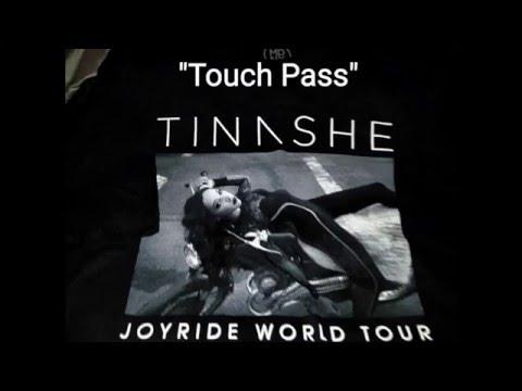 Tinashe Joyride World Tour - Touch Pass mp3