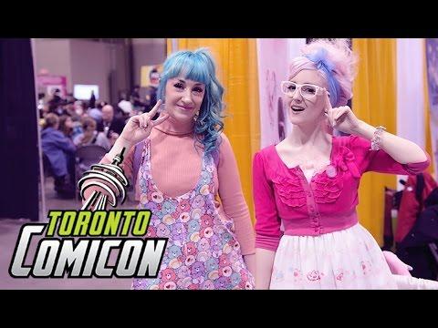 Lovely Lor @ Toronto Comic Con 2017