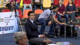 Тяжелая атлетика. Чемпионат Украины-2016. Женщины, 53 кг, 58 кг. Городок, Хмельницкая область