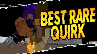 Best RARE Quirks | All Rare Quirks in Heroes Online | Roblox | iBeMaine