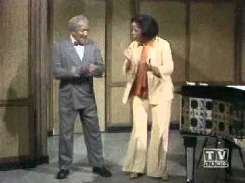Redd Foxx & Della Reese - Ease on Down the Road