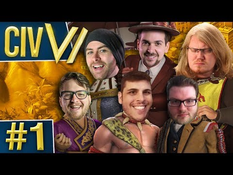 Civ VI: Rise and Fail #1 - Poundmaker