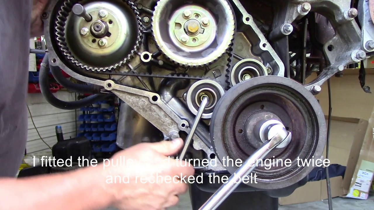 Timing Belt Stoppers