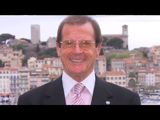 The life and legacy of Roger Moore