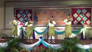 Al Faradis Festival Nasyid Karnival Dakwah Sekolah - Sekolah Peringkat Negeri Kedah 2016