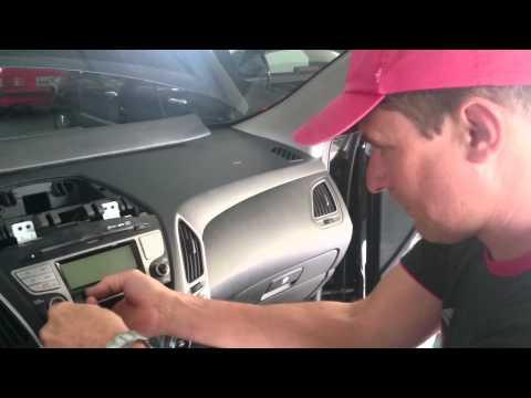 Como desmontar aparelho original do IX 35