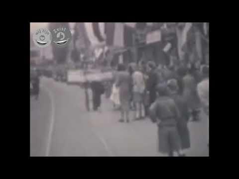 Bevrijdingsintocht in Zeist - 7 mei 1945