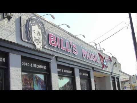 Bill's Music eBay Store
