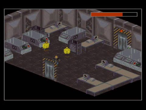 Shadowrun - Snes - Full Playthrough - Part 1