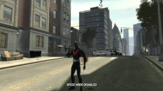 Arkham City Batman Beyond In Grand Theft Auto 4 Liberty City