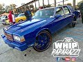 Candy Blue Box Chevy on Forgi's (Gator Box) Done By Chatt Town Exclusives