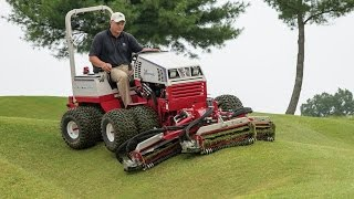 Sultans Run Golf Club Discovers Ventrac Slope Solution