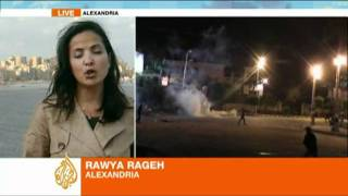 Autopsy in Alexandria heightens tensions
