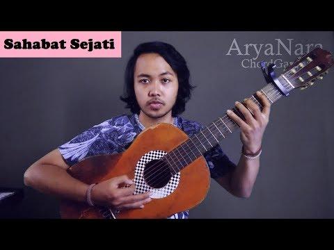 Chord Gampang (Sahabat Sejati - Sheila On 7) By Arya Nara (Tutorial Gitar)