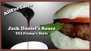 Jack Daniel's Sauce