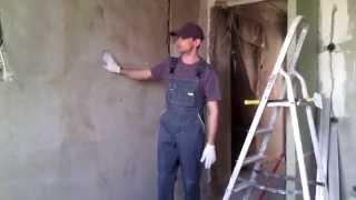 видео Подготовка стен под обои своими руками: как правильно подготовить к поклейке бетонные, оштукатуренные поверхности