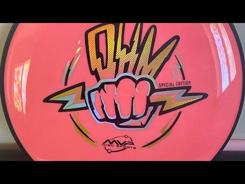 Disc Review:MVP Neutron Ohm