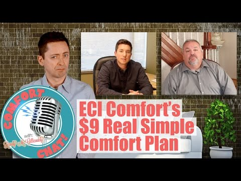 Comfort Chat! Episode 1: ECI's $9 Real Simple Comfort Plan
