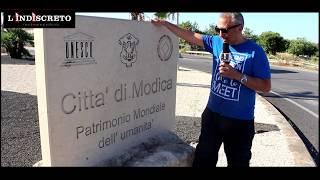 """Modica (RG).  OPERAZIONE """"UNIVERSITA' BANDITA"""" . In cerca del Prof. Giuseppe BARONE- detto Uccio."""