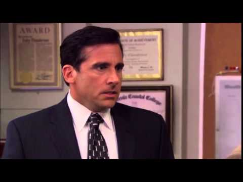 """The Office - """"No"""""""