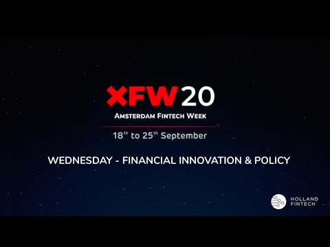 XFW Holland FinTech Breaking the Ice - Financial Innovation & Policy