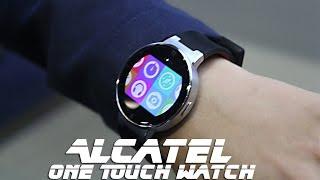 Alcatel One Touch Watch - обзор smart - часов со своей ОС