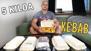 5 Kilon Kebabhaaste