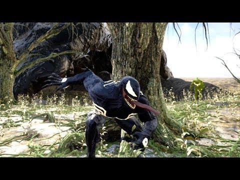 Spider-Man vs. Venom vs. Carnage - Spider-Man Ultimate Game - Venom Forest Day