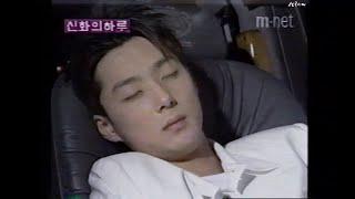 [방송] 99년 엠넷 - 가요발전소2000 - 파워게스트 - 신화