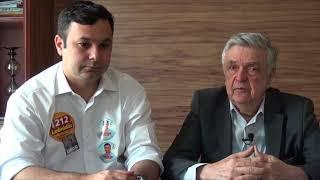 Vídeo Completo – Ariosto Holanda, Leônidas Cristino e George Valentim