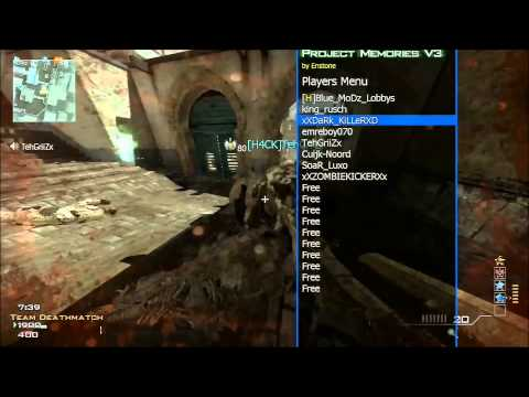 BlueMoDz - Mw3 Project Memories V3 + Project Reborn V3 Crack!